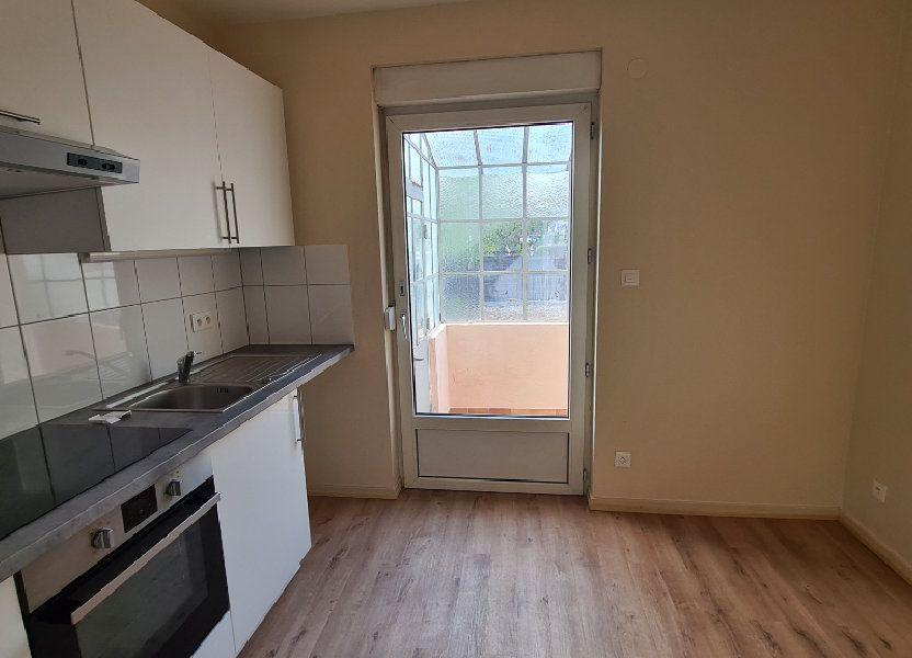 Appartement à louer 59m2 à Strasbourg