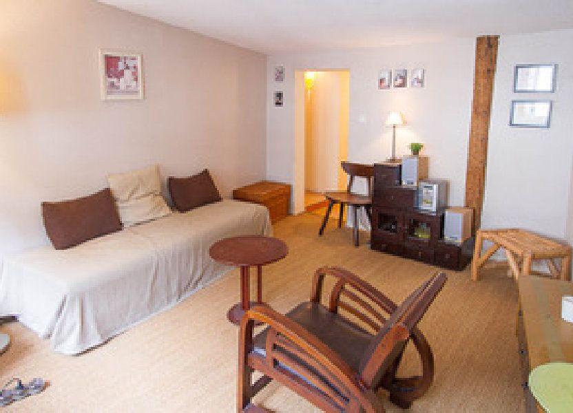Appartement à louer 39.91m2 à Strasbourg