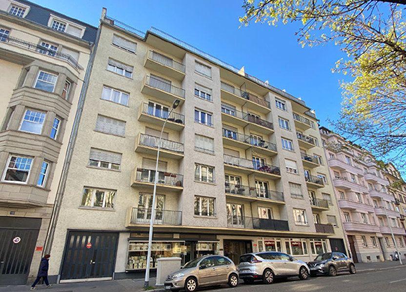 Appartement à vendre 137.88m2 à Strasbourg