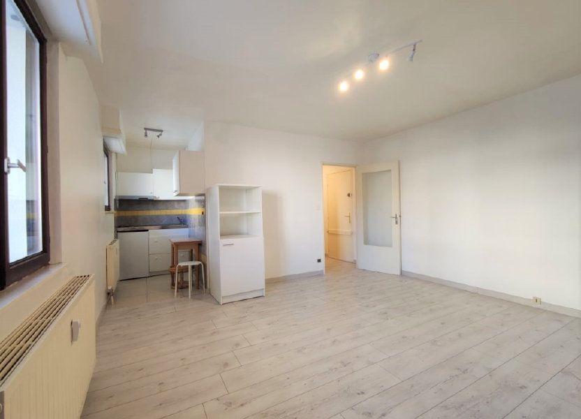 Appartement à louer 29.1m2 à Strasbourg
