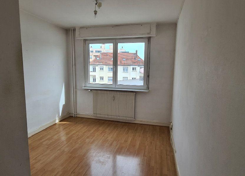 Appartement à louer 38m2 à Strasbourg
