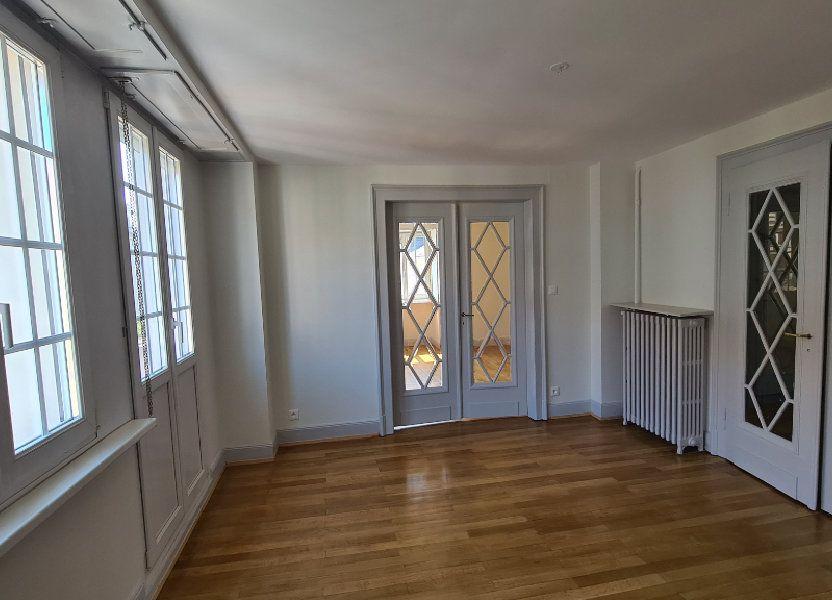 Appartement à louer 110m2 à Strasbourg