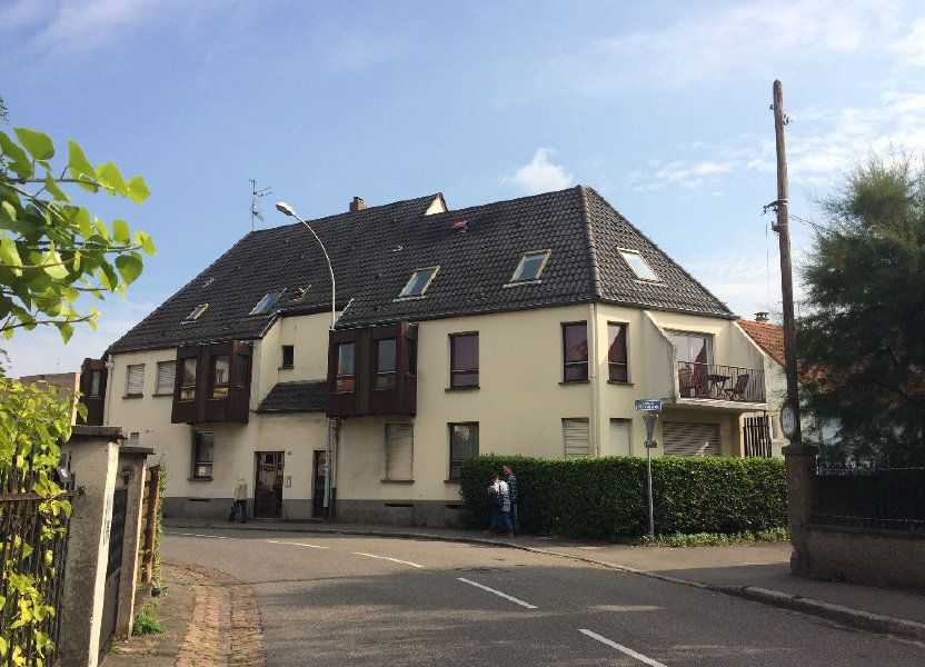 Appartement à louer 58.5m2 à Strasbourg