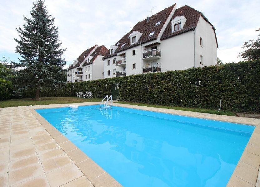 Appartement à louer 104.01m2 à Strasbourg