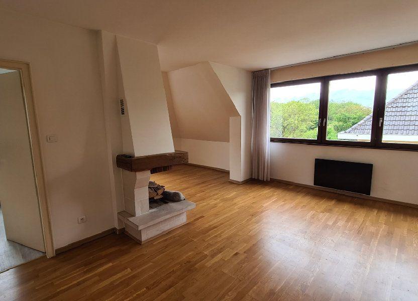 Appartement à louer 80.6m2 à Strasbourg
