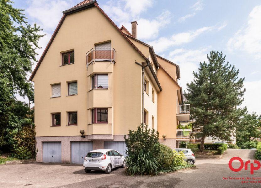 Appartement à vendre 54m2 à Strasbourg