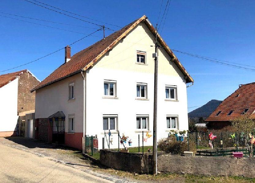 Maison à vendre 115m2 à Saales