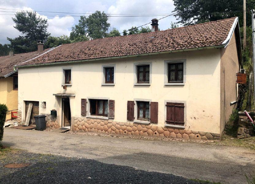 Maison à vendre 115m2 à Bourg-Bruche