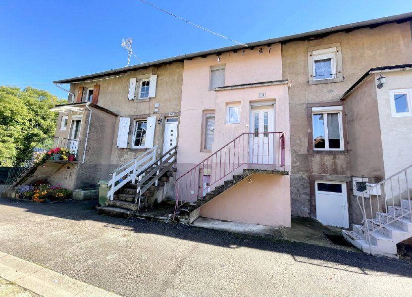 Maison à vendre 65m2 à La Broque
