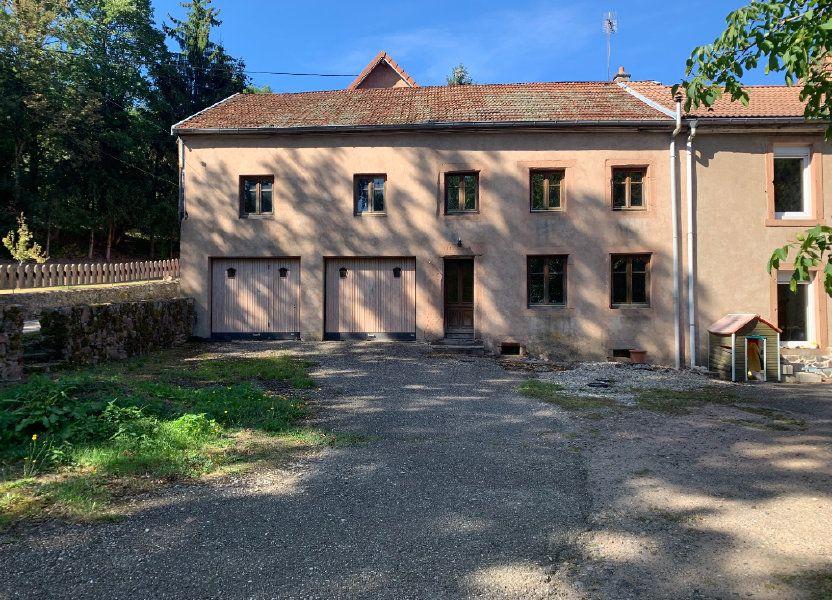 Maison à vendre 82m2 à Bourg-Bruche