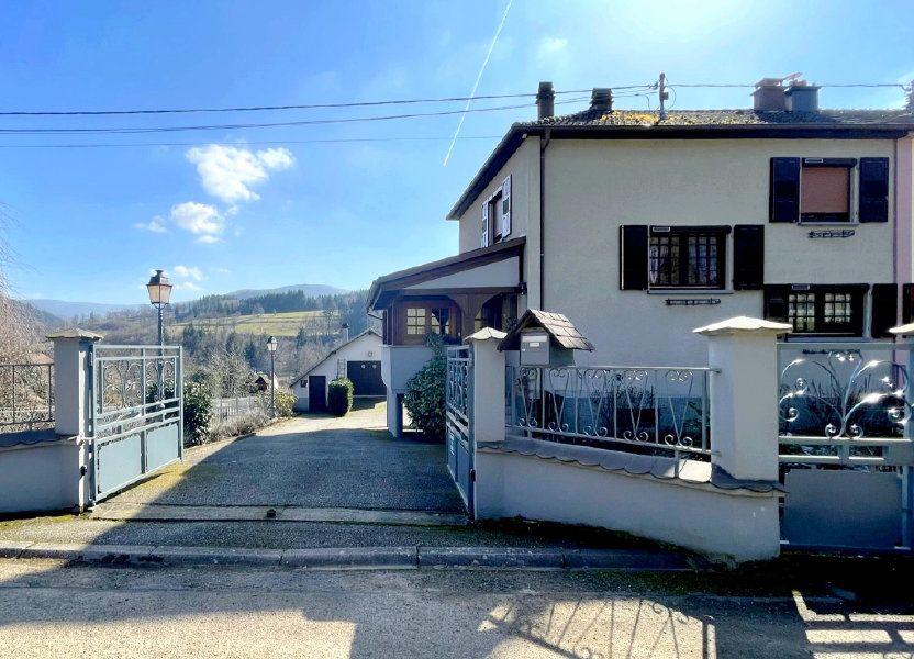Maison à vendre 96m2 à La Broque