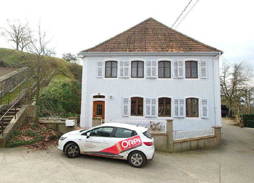 Maison à vendre 171m2 à Russ