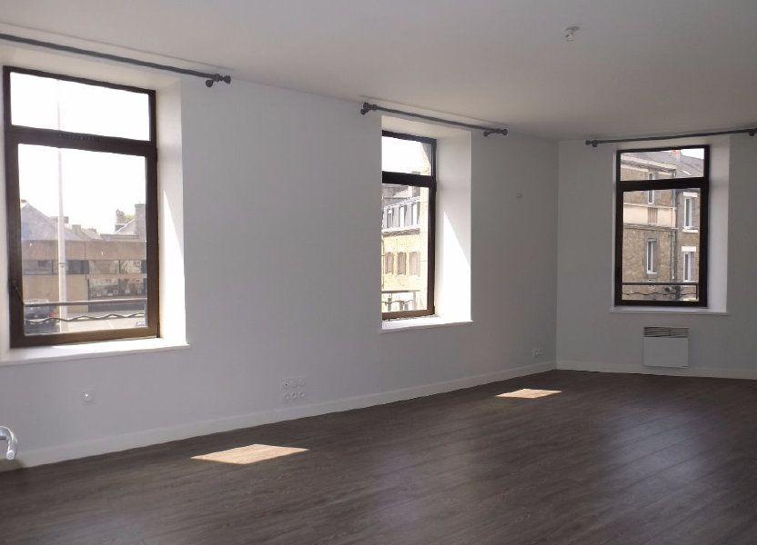 Appartement à louer 64m2 à Guingamp