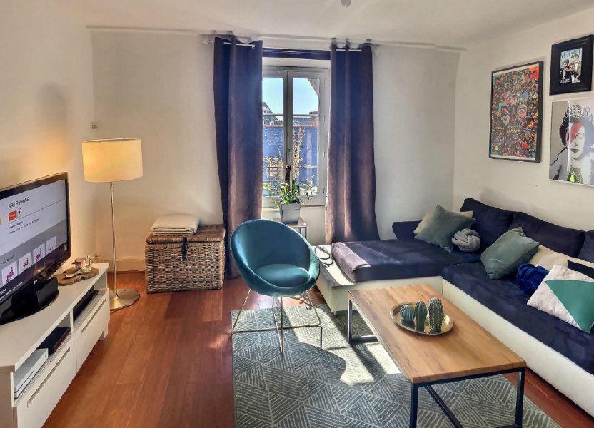 Appartement à vendre 56.95m2 à Perros-Guirec