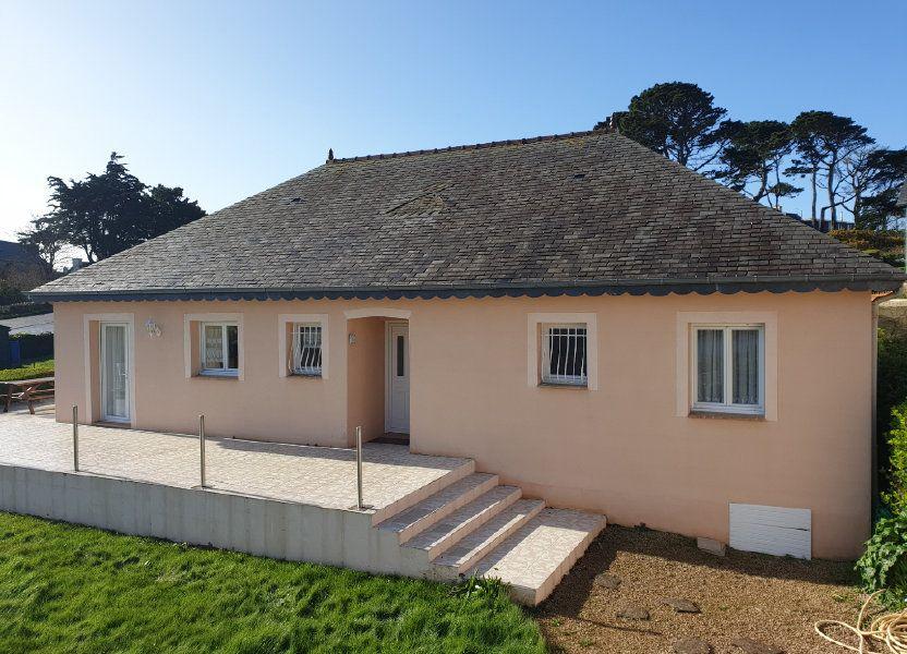 Maison à vendre 109m2 à Plougasnou