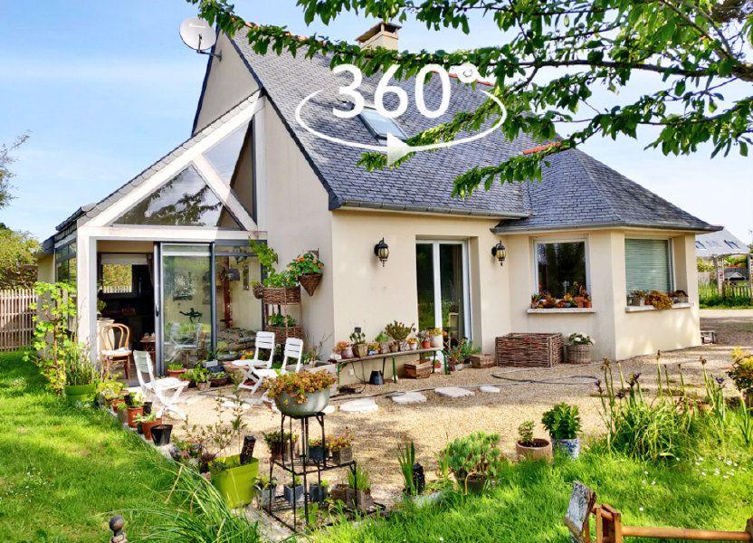Maison à vendre 95m2 à Pleumeur-Bodou