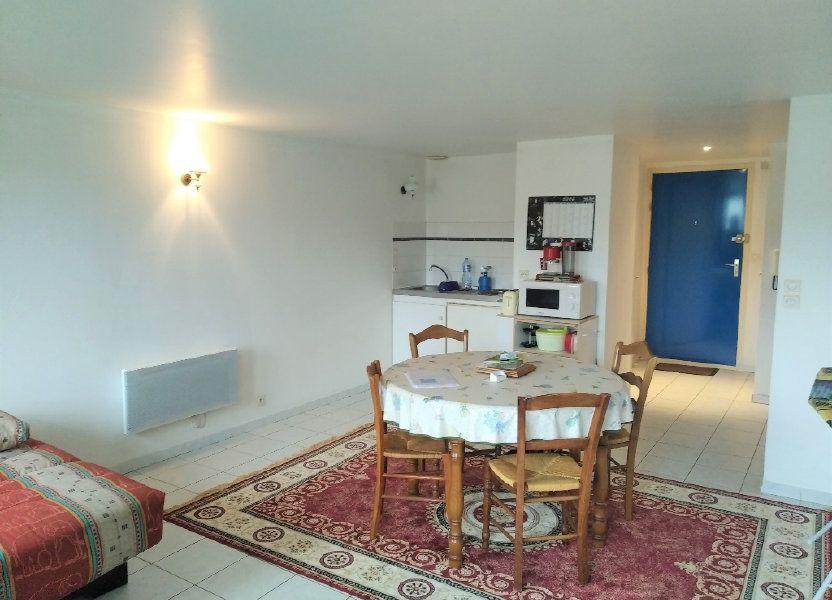 Appartement à vendre 28.77m2 à Trébeurden