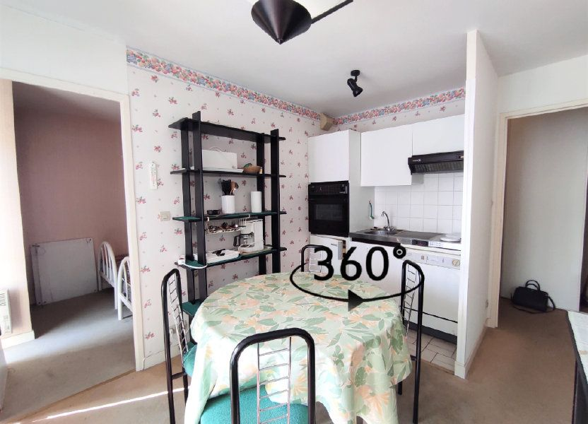 Appartement à vendre 28.59m2 à Perros-Guirec