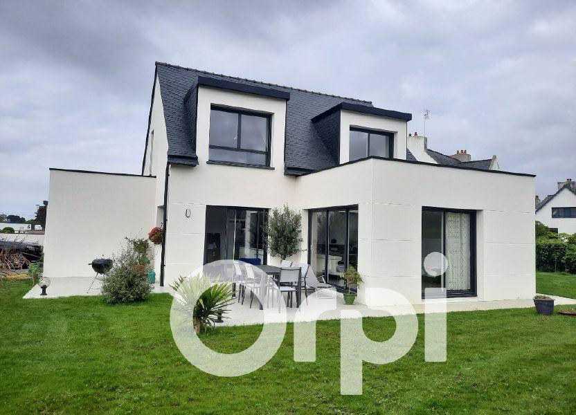Maison à vendre 138m2 à Locquirec