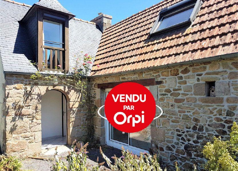 Maison à vendre 90m2 à Trébeurden