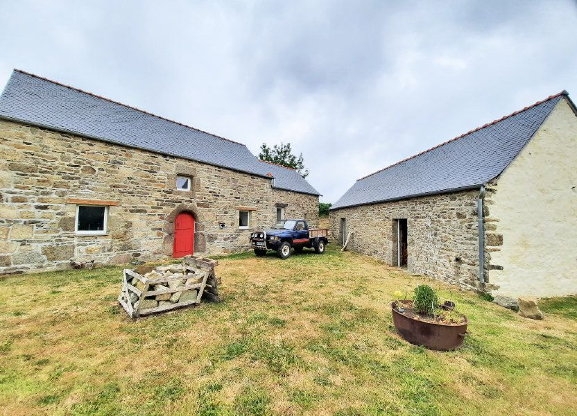 Maison à vendre 127m2 à Plouégat-Moysan