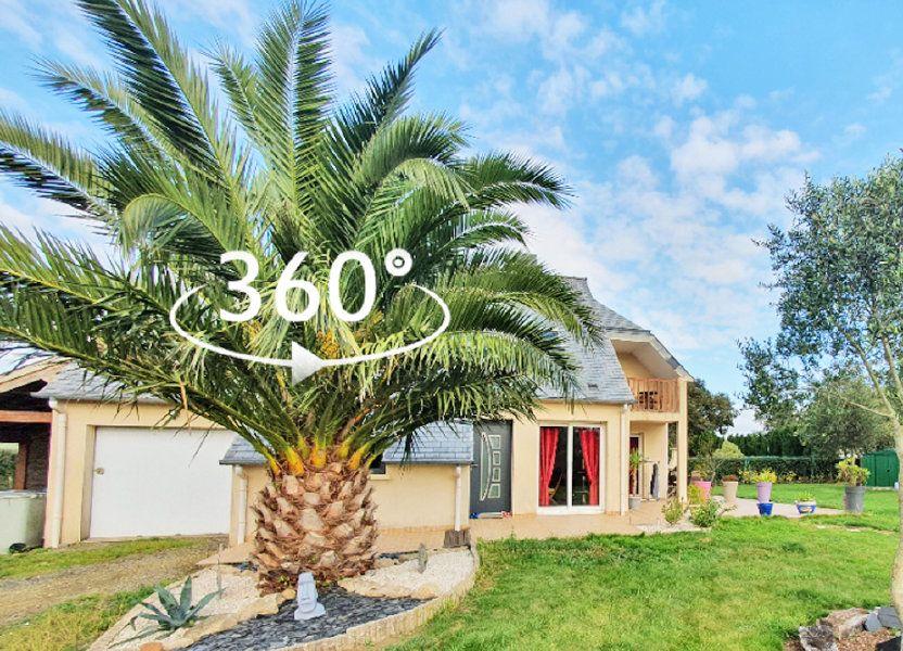 Maison à vendre 125m2 à Trédrez-Locquémeau