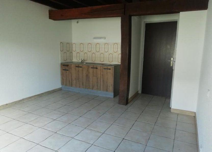 Appartement à louer 22m2 à Carhaix-Plouguer