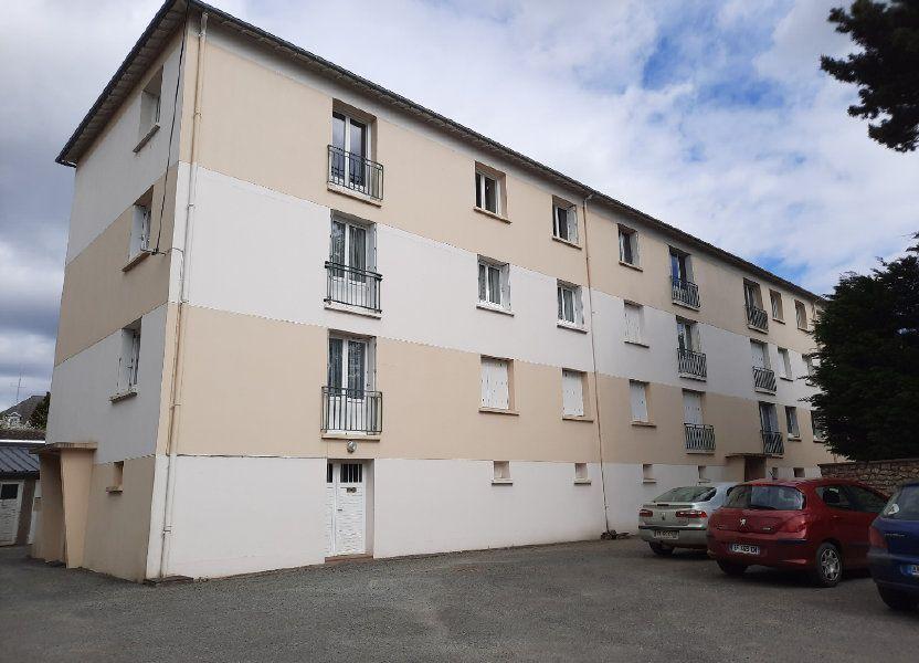 Appartement à vendre 66.68m2 à Guingamp