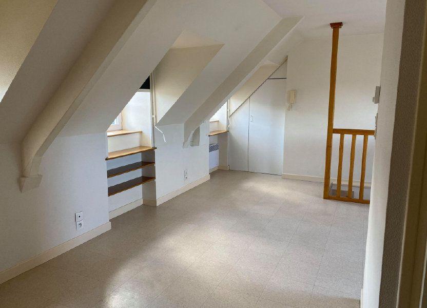 Appartement à louer 24m2 à Guingamp