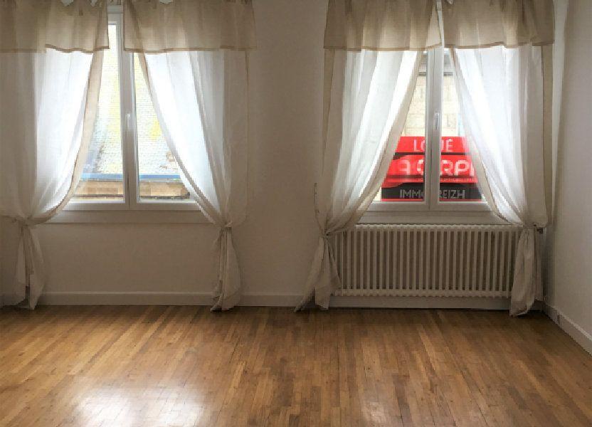 Appartement à vendre 60m2 à Guingamp