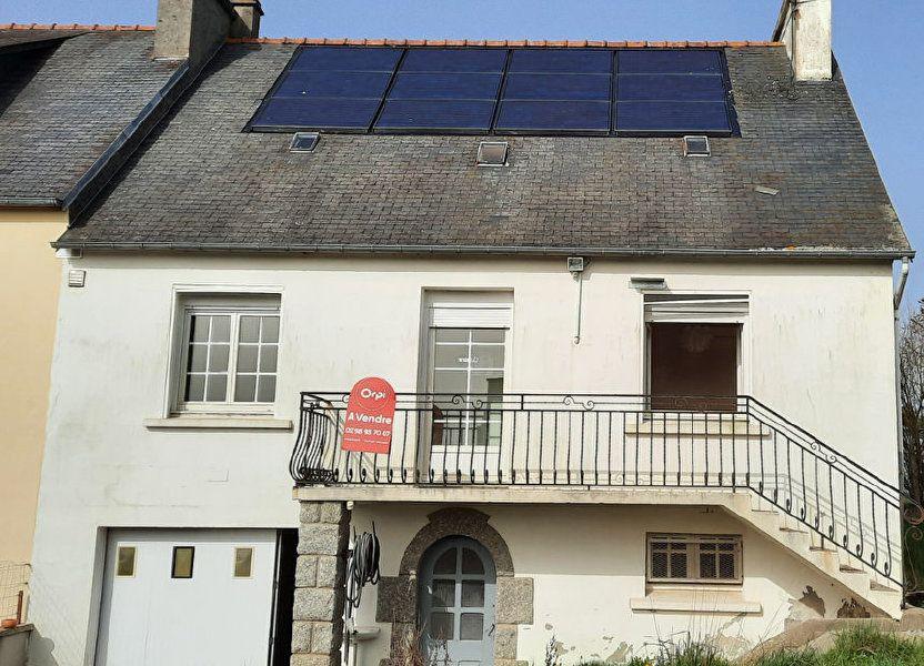 Maison à vendre 102m2 à Poullaouen