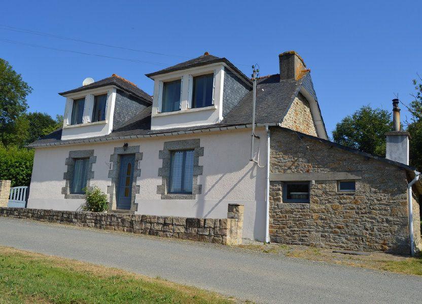 Maison à vendre 97.61m2 à Plounévez-Quintin