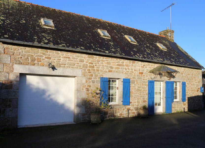 Maison à vendre 88m2 à Kergrist-Moëlou