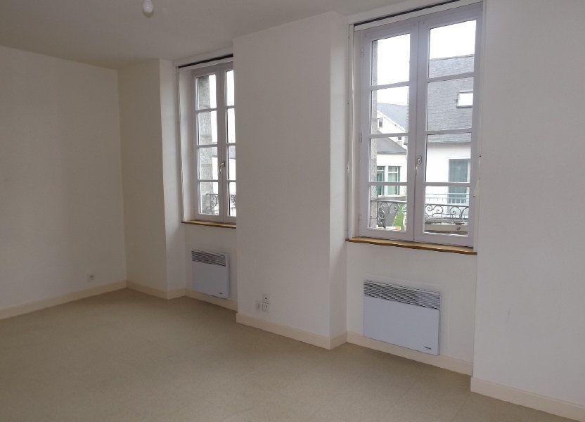 Appartement à louer 29m2 à Guingamp