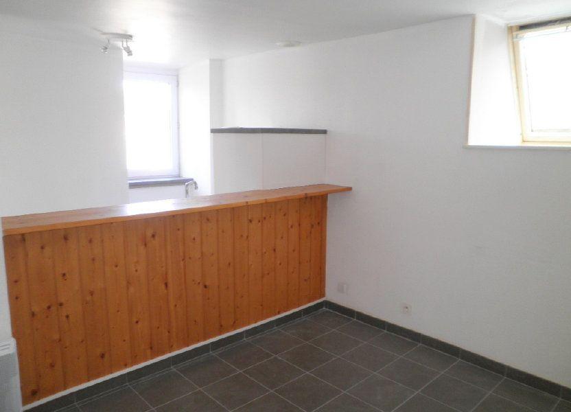 Appartement à louer 30m2 à Guingamp