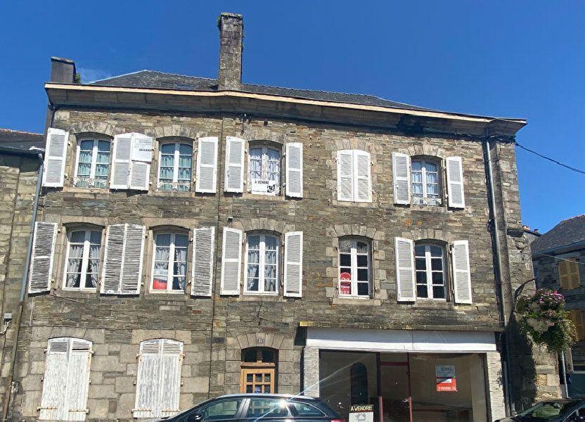 Immeuble à vendre 340m2 à Carhaix-Plouguer