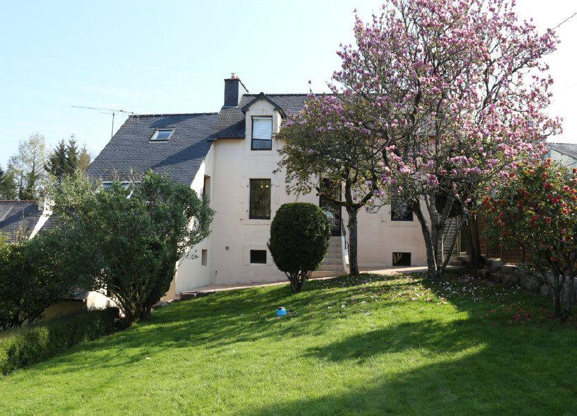 Maison à vendre 140m2 à Rostrenen