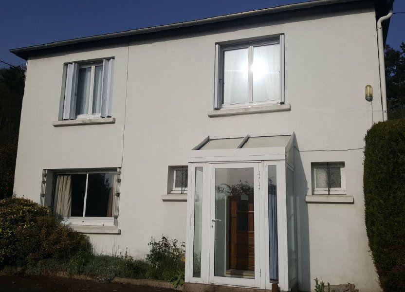 Maison à vendre 108m2 à Guingamp