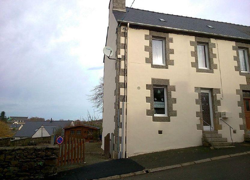 Maison à vendre 64m2 à Bourbriac