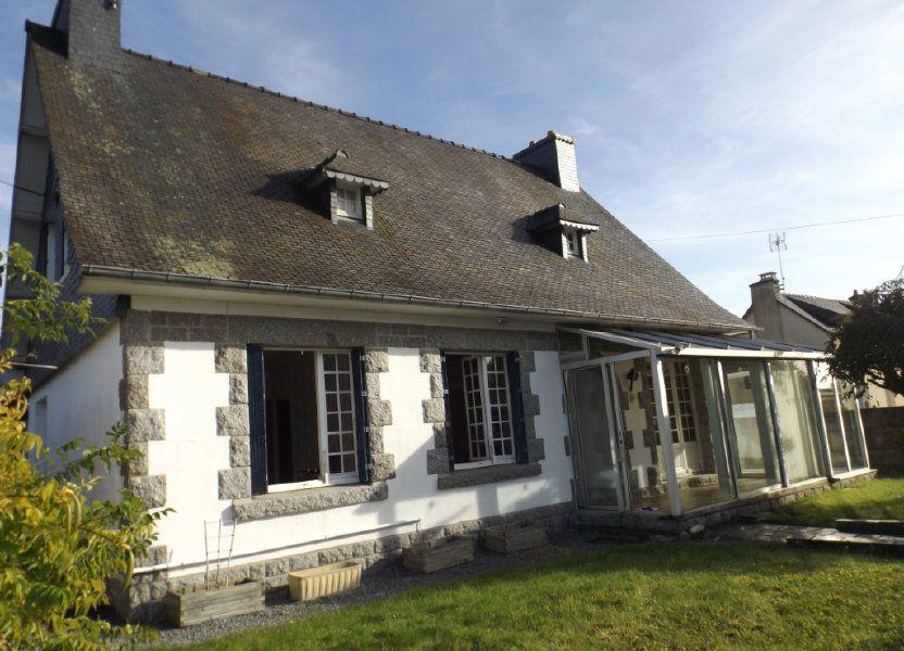 Maison à vendre 95m2 à Squiffiec