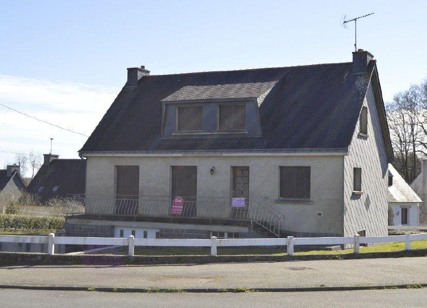 Maison à vendre 113.3m2 à Rostrenen