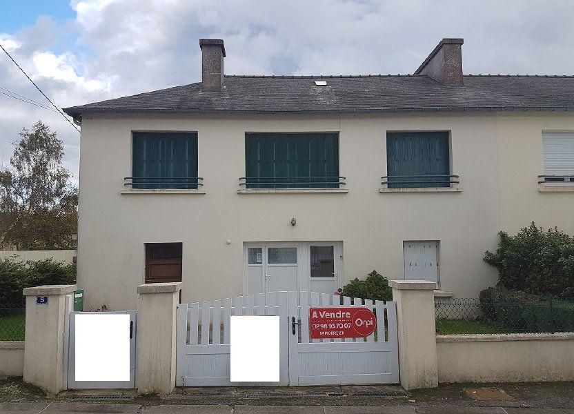 Maison à vendre 118m2 à Carhaix-Plouguer