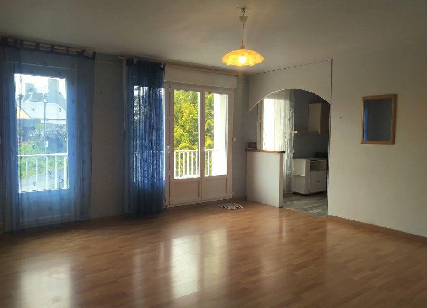 Appartement à vendre 41m2 à Carhaix-Plouguer