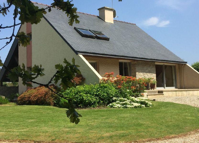Maison à vendre 120m2 à Pommerit-le-Vicomte