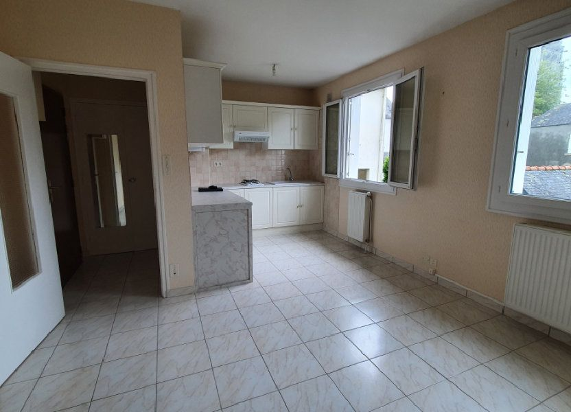 Appartement à vendre 42.27m2 à Carhaix-Plouguer