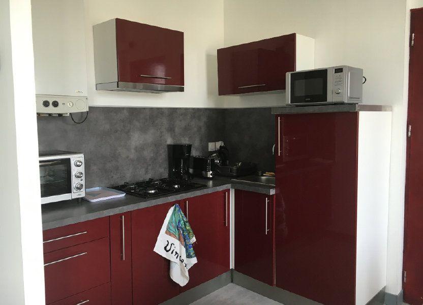 Appartement à louer 38.03m2 à Guingamp