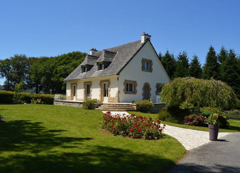 Maison à vendre 191m2 à Plouguernével