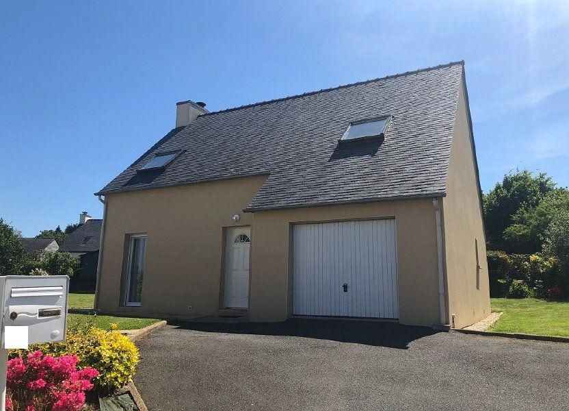 Maison à vendre 99m2 à Carhaix-Plouguer