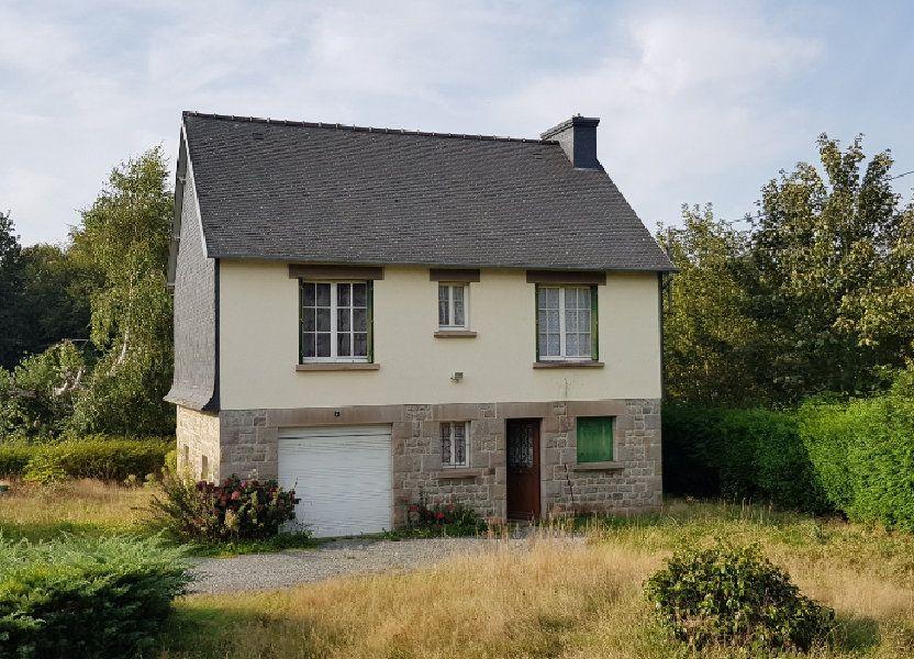 Maison à vendre 75m2 à Ploumagoar