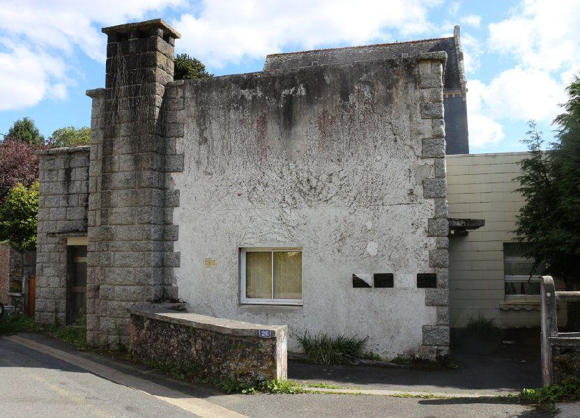 Maison à vendre 143m2 à Rostrenen